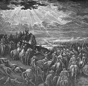 Прикольна історія Ісуса Навина